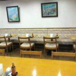 アローンズ大阪 食堂風景