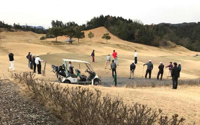 ミールズ江坂 ゴルフコンペ