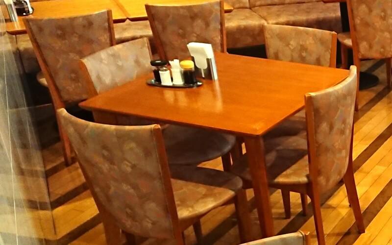 ミールズ江坂 食堂(レストランかもしま)