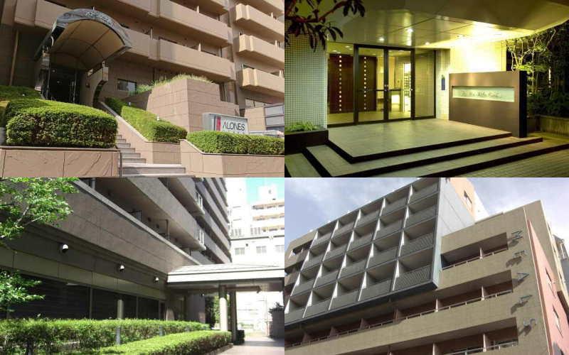 大阪 家具付き賃貸の人気物件