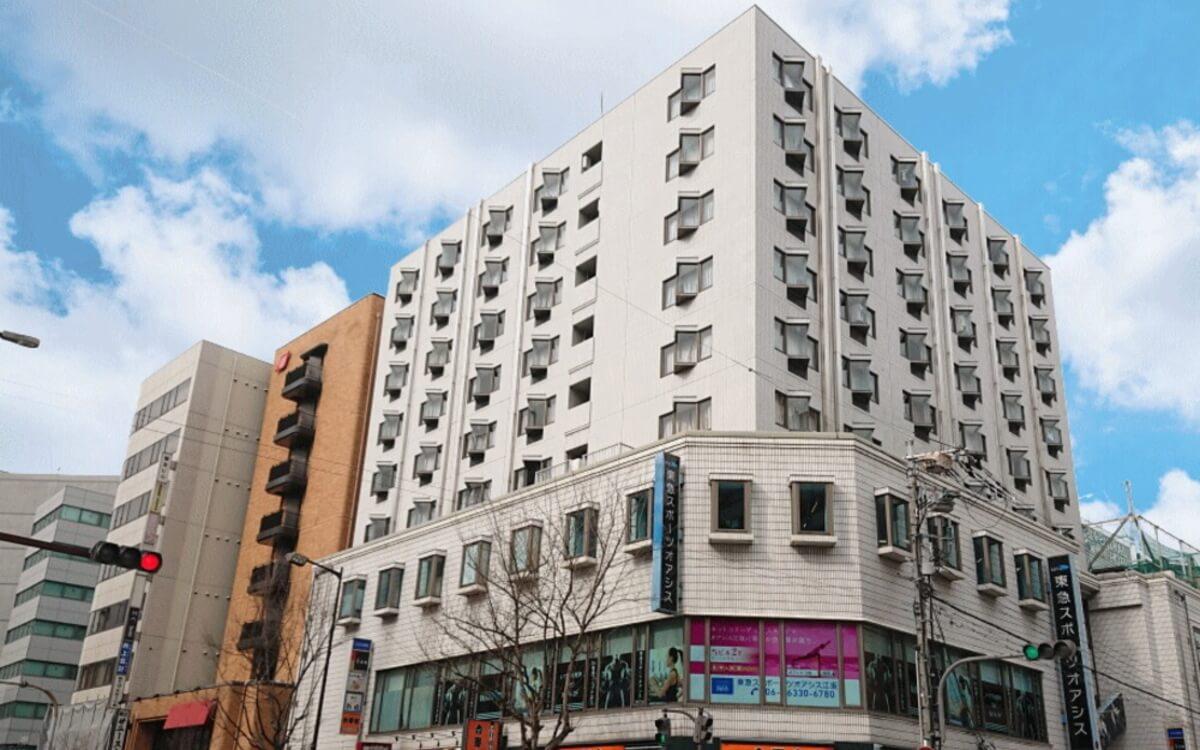 江坂アパートメント 大阪家具付き賃貸